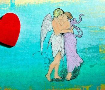El mito de amor de Eros y Psique