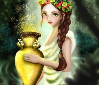 La primera mujer Pandora