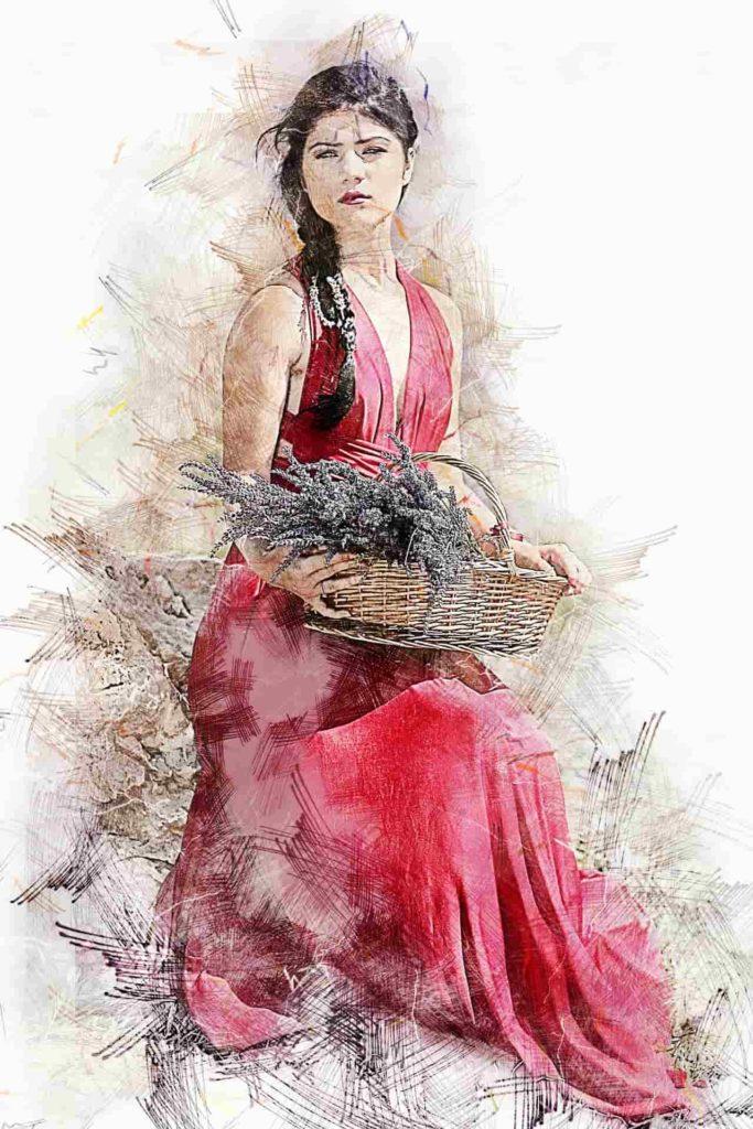 La diosa más bella