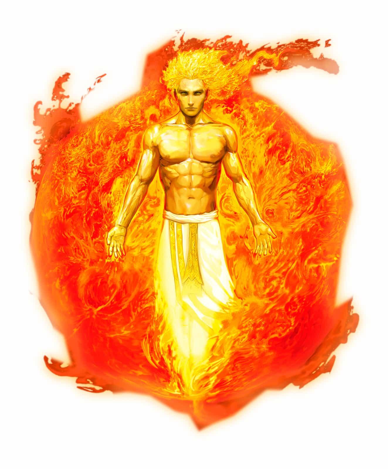 Apolo dios del sol
