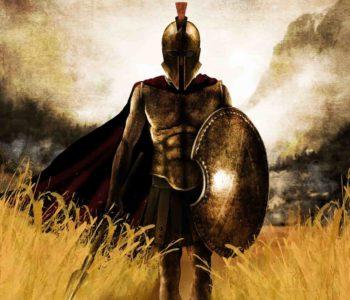 Ares dios griego de la guerra