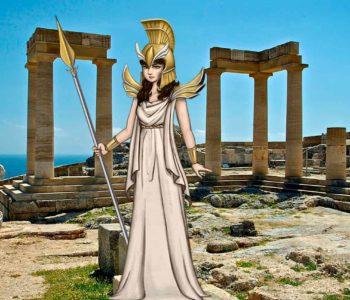 Atena nike Palas