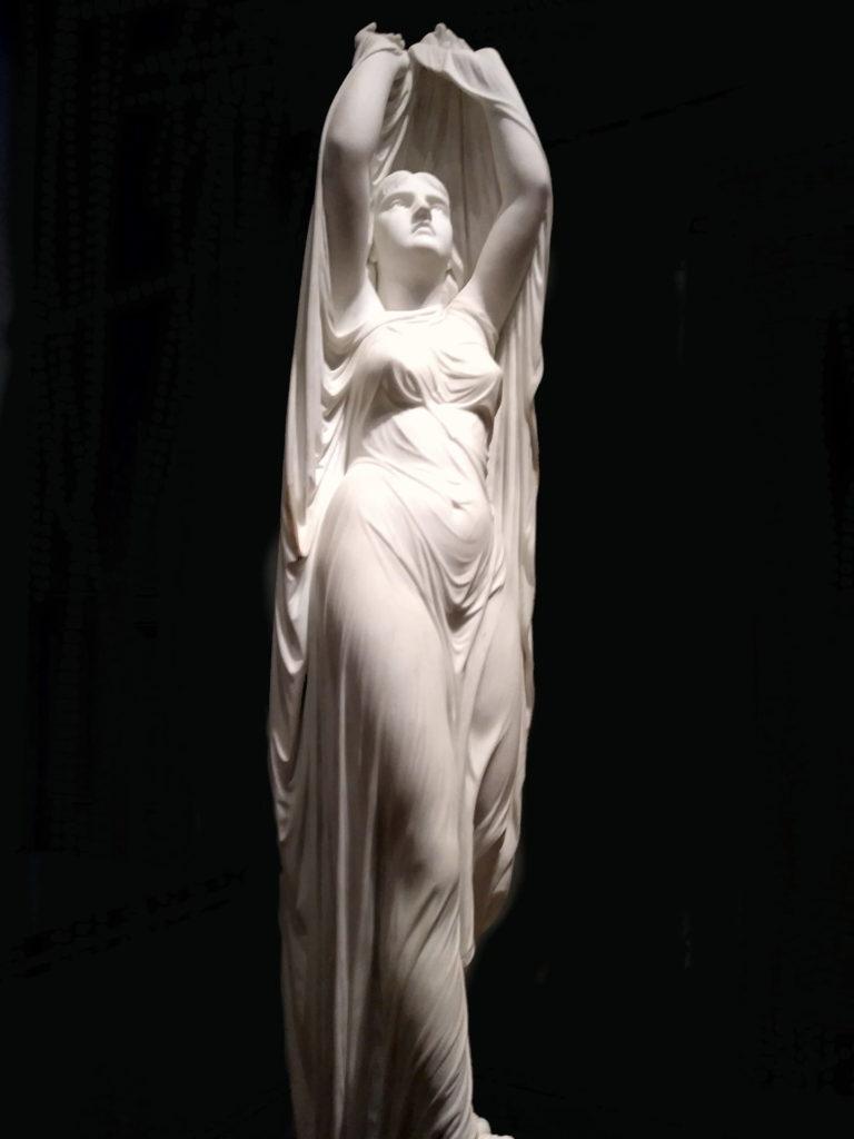 La estatua de Galatea