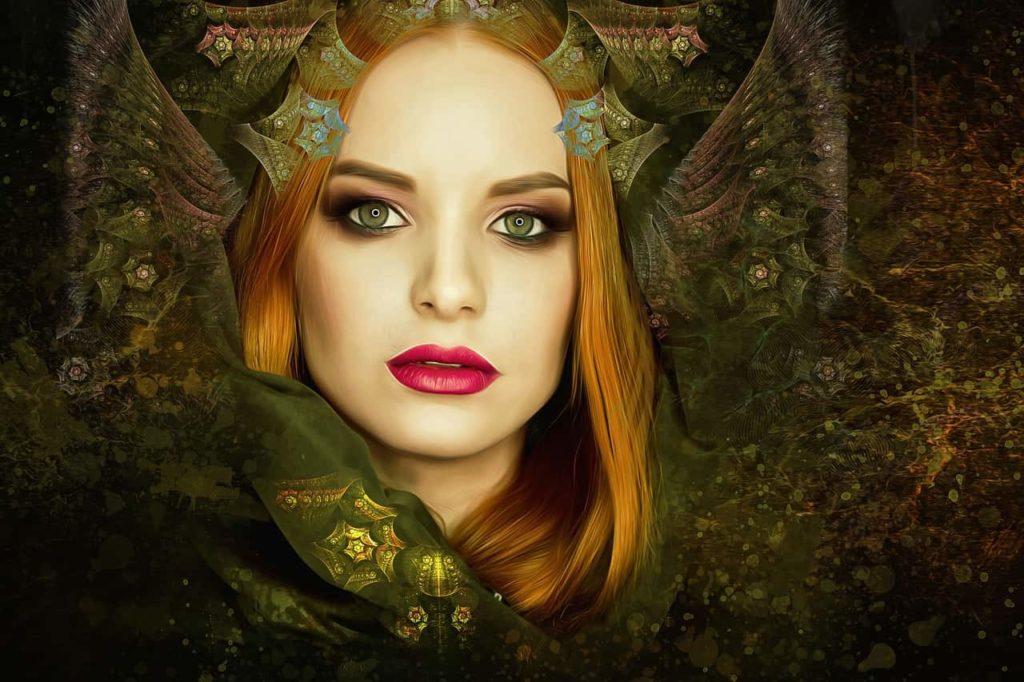 Hera la reina de los dioses