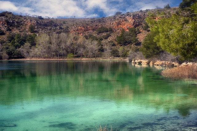 Laguna de Narciso y Eco
