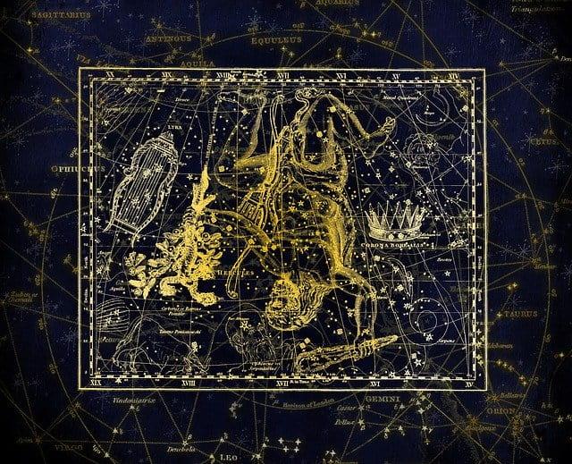 Constelación la lira