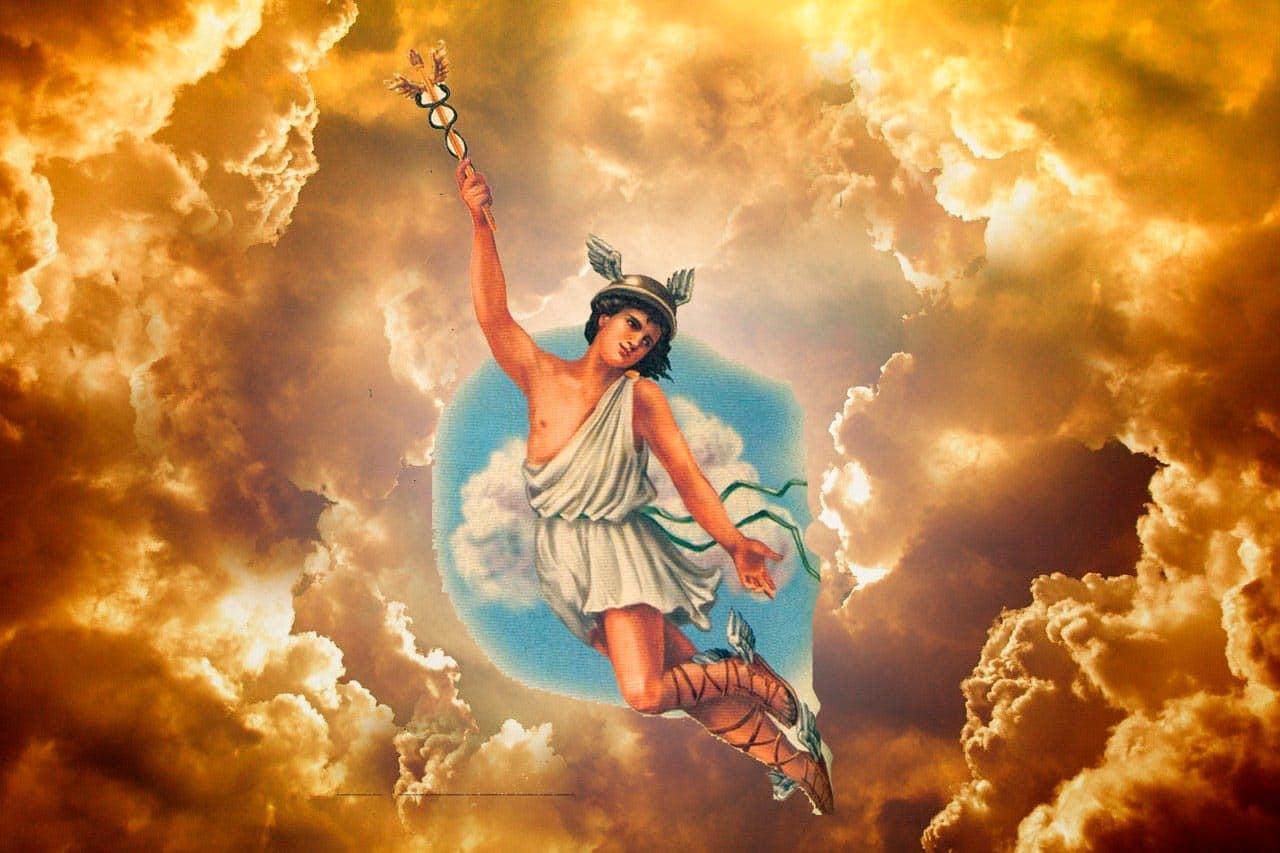 Hermes el dios mensajero