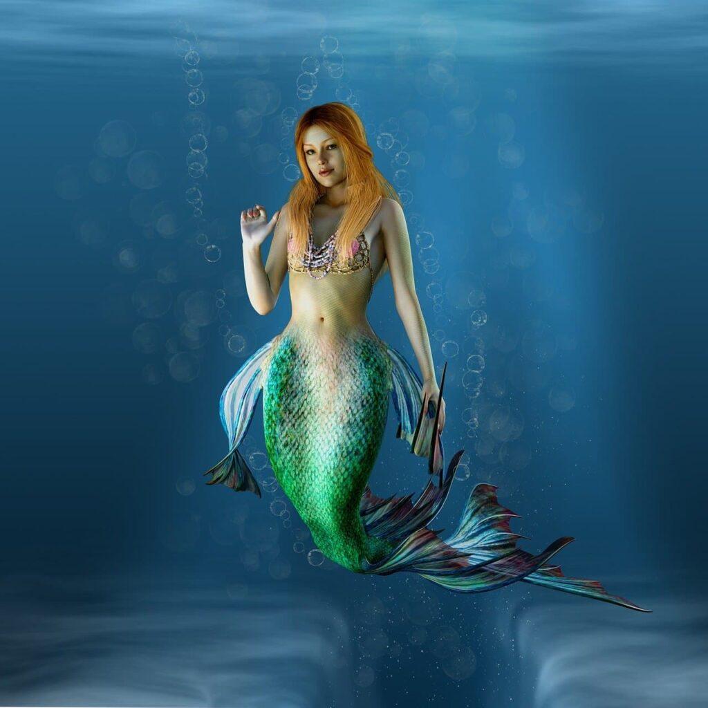 Sirena mitología griega